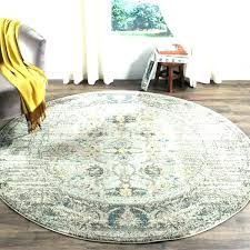 6 ft round rug. 6 Ft Round Rug S X Amazon Foot Rugby Player Brown .