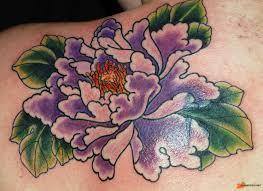 значение татуировки пион фотографии тату