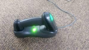 motorola li4278. step 1: power on the base station of your barcode scanner motorola li4278 7