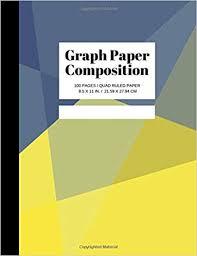 Descargar Pdf Graph Paper Composition Grid Paper Notebook