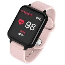 Đồng hồ thông minh giá rẻ B57 - Vòng Tay Sức Khoẻ - Đo nhịp tim - Chống  nước tuyệt đối hàng nhập khẩu chất lượng chính hãng 500,000đ
