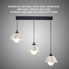 2019 ceiling light plate holder vintage ceiling plate base lamp light fixtures lampara de techo pendant lamp accessories from fried 55 47 dhgate com