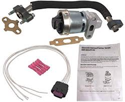 amazon com apdty 112800 egr upgrade kit includes new egr valve 2006 pontiac torrent radio wiring harness at 2006 Pontiac Torrent Wiring Harness