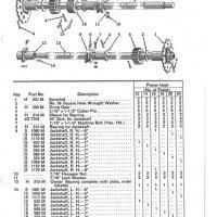 John Deere Van Brunt Model B Grain Drill Parts The Best