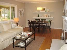 Dining Room And Living Room Custom Decorating