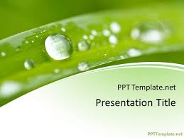Plantillas Power Point 2013 Free Agriculture Ppt Template