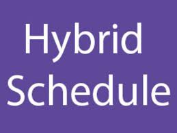 Current Hybrid Schedule - Ben Davis High School