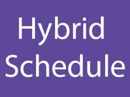 Current Hybrid Schedule - Ben Davis High School