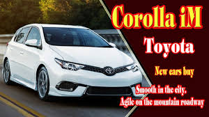 2018 toyota im. brilliant 2018 2018 toyota corolla im  release date  images inside c