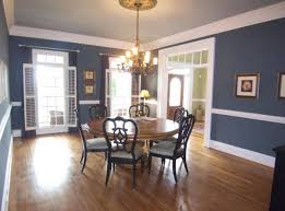 Dining Room With Chair Rail Shadow Boxing And Crown Moulding Modern Dining Room Chair Rail
