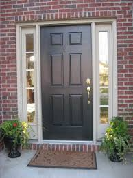 single front doorsSingle Front Entrance Doors  STABBEDINBACK Foyer  Colorful Ideas