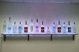 Bar Bottle Display Stand Wood Liquor Bottle Racks In Shelves Ideas 100 Gpsolutionsusa 45