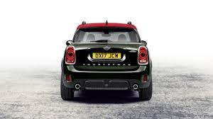 2018 MINI John Cooper Works Countryman is bigger in power and size ...