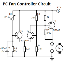 pc fan controller png pc fan controller circuit diagram