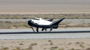Dream Catcher Airplane Dream Chaser successfully completes landing test 25