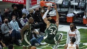 Bucks level series in NBA Finals