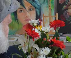 the beauty of oil painting mini delights you shows episode 5 flo