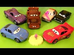 lightning mcqueen and mater and sally. Fine Mcqueen 6 New Cars 2 Airport Mater Lightning McQueen U0026 Sally Tubbs Pacer Paint  Spray Tolga Trunkov 2013 Throughout Mcqueen And Mater Sally YouTube