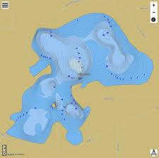 Belmont Charts Lake Belmont Fishing Map Us_aa_mn_lake_belmont_mn