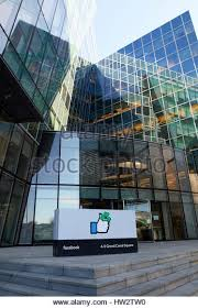 facebook office in dublin. Facebook Ireland Headquarters Building Docklands Dublin Republic Of - Stock Image Office In