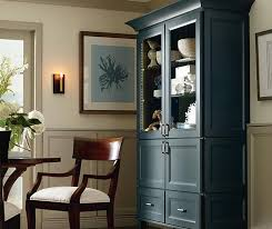 dining room cabinet. Butler Dining Room Storage Cabinet In Maple Maritime Finish G