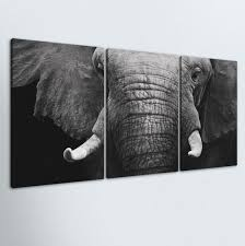 elephant wall art and home decor readysetdecor