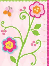 Flower Chart For Kids
