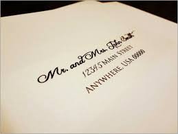 Avery Clear Address Labels For Wedding Invitations Wedding Gallery