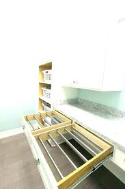 accordion drying rack wall mount accordion drying rack mounted laundry room clothes with rectangular jewelry boxes