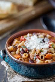Pasta e Fagioli Soup Recipe - I Heart Eating