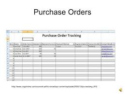 purchase order spreadsheet purchase order tracking excel spreadsheet spreadsheet for