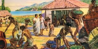 Рабство в Древнем Риме жизнь рабов откуда их брали восстания Рабство в Древнем Риме