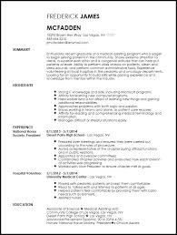 23 Unique Medical Assistant Resume Example | Bizmancan.com