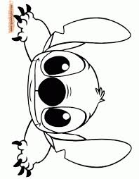 Lilo And Stitch Coloring Book Coloring Page Stitch Coloring