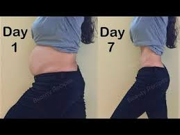 simple exercise to lose belly fat in 1 week easy workout to lose stomach fat