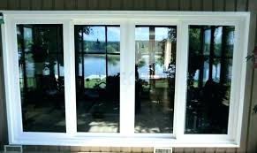replace sliding glass door with french doors marvelous cost to install new sliding glass door cost