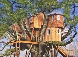 Treehouse Accommodation Ireland