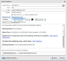 Email Invitations Megawiki