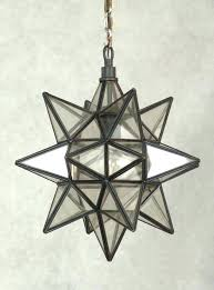 moravian star pendant light star pendant lighting fixtures bay star collection 1 light pendant the home