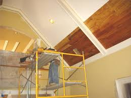 Wooden Ceilings wood ceilings awesome how to whitewash a plank wall and ceiling 6079 by guidejewelry.us