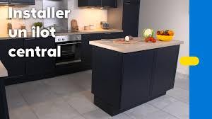 Ilot Ikea Stunning Fabriquer Ilot Central Meilleur De Fabriquer Un