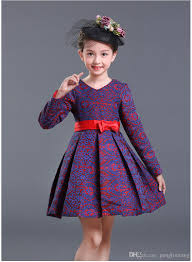 New Dress Design Pic 2019 2018 New Design Children Winter Dress Kids Clothes Longsleeve Dress From Pangliuming 23 07 Dhgate Com