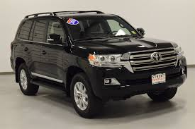 New 2018 Toyota Land Cruiser For Sale in Amarillo, TX | #19112