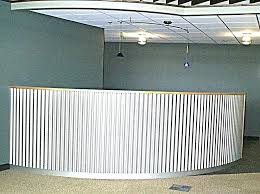 corrugated metal interior walls wall panels decorative awesome for