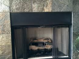 full image for superior heat deflector for gas fireplace part 13 i am not sure what