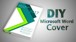 Cover Sheet Design How To Make A Professional Cover Page In Microsoft Word 2016
