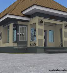 Small Picture Nigeria Bungalow House Design Nigeria House Plans Designs 3