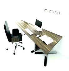 U Contemporary Home Office Furniture Modern Desks Decoration Synonyme  Francais Francais