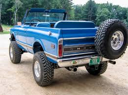 1971 Chevy K5 Blazer | Blazer & Jimmy 69-72 | Pinterest | k5 ...