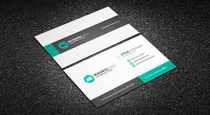 business card templates subtle geometric corporate business card template